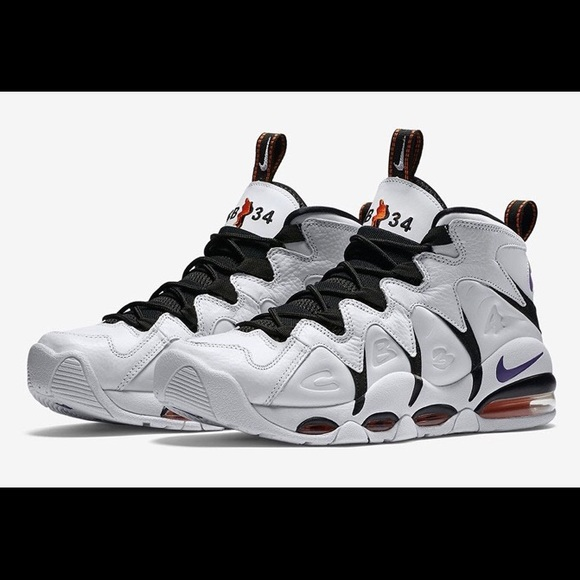 reputable site ab133 3fcf6 Nike Air Max CB34 White Purple Men s Size 12